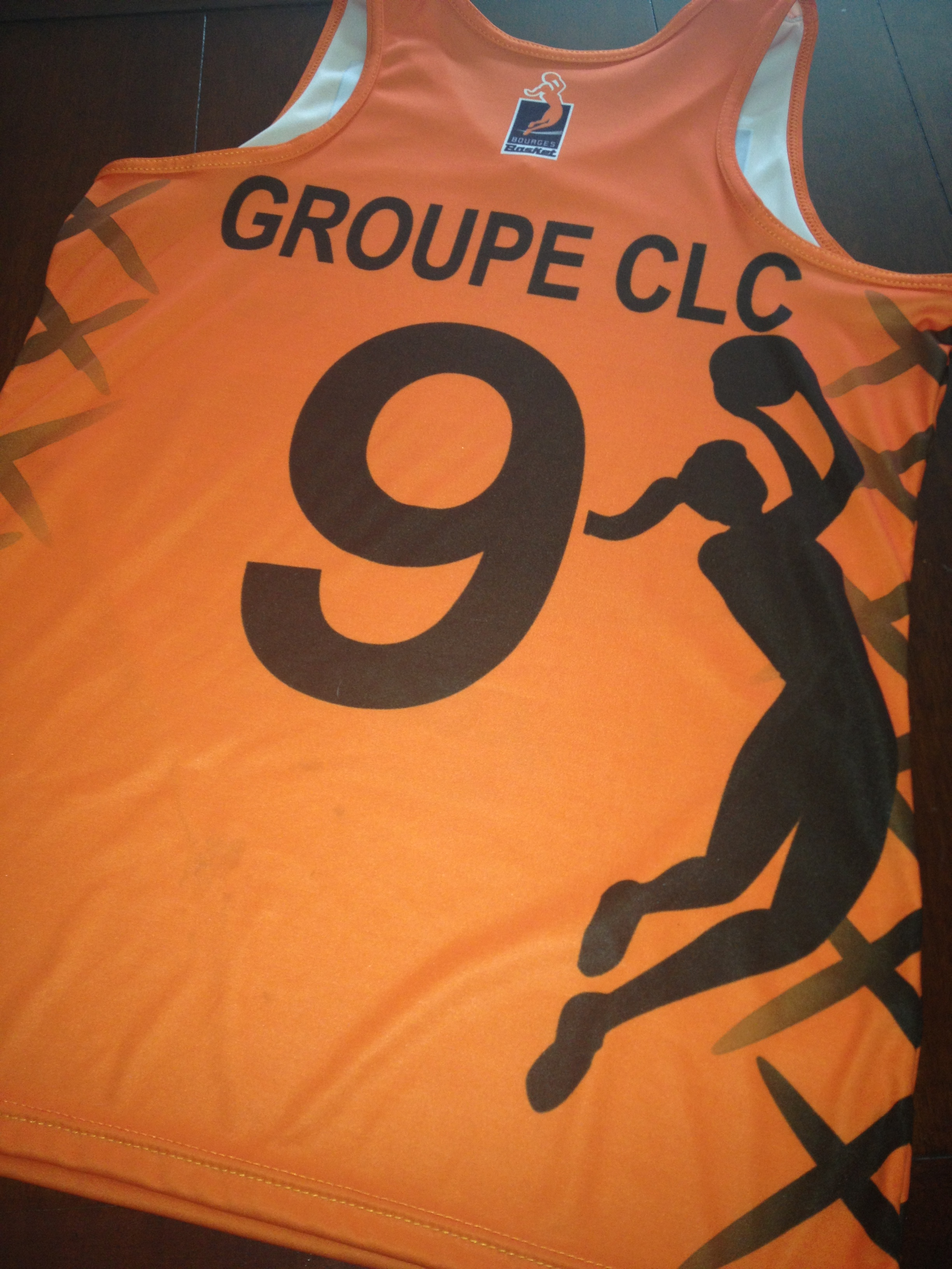 maillot du match 2012