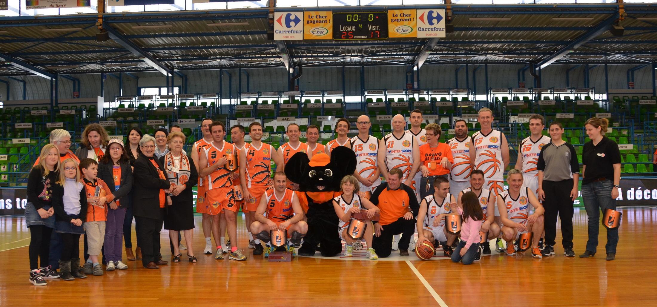 match des partenaires 2014