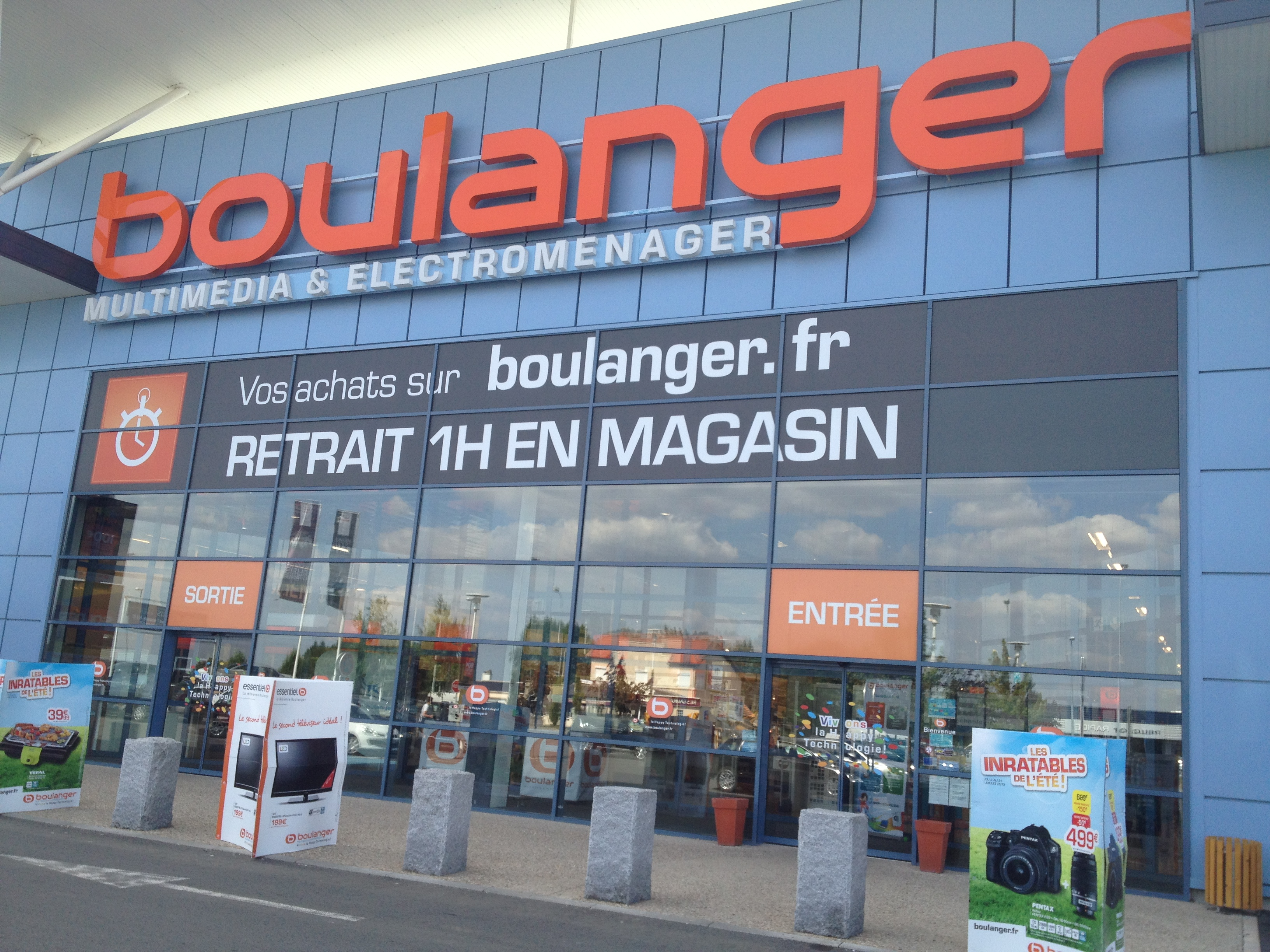 adhésif polymère pour Boulanger Saint Doulchard