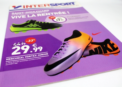 catalogue Intersport brochure 16 pages