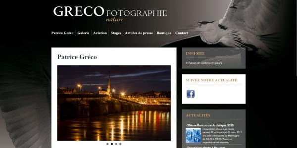 photographe professionel - Patrive Gréco - Gréco Fotographie - www.greco-fotographie-nature.fr